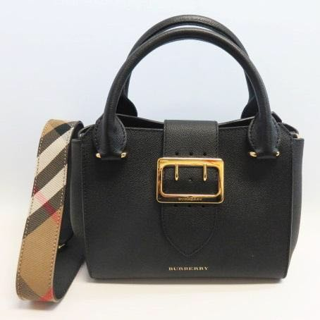 19d5030a7cc Burberry Small Buckle Tote Bag, Women's Fashion, Bags & Wallets ...