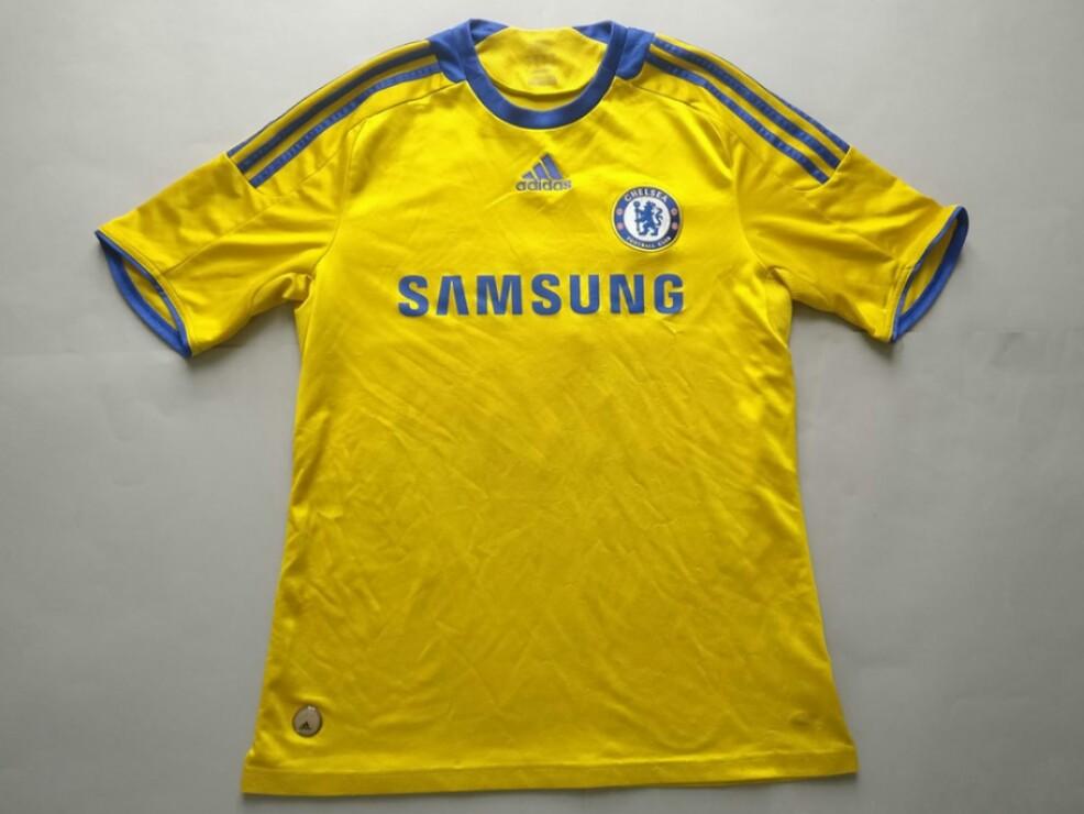 factory price 6ff59 ebe53 Chelsea Adidas Third Kit 2008-2009 Jersey SS Men Original