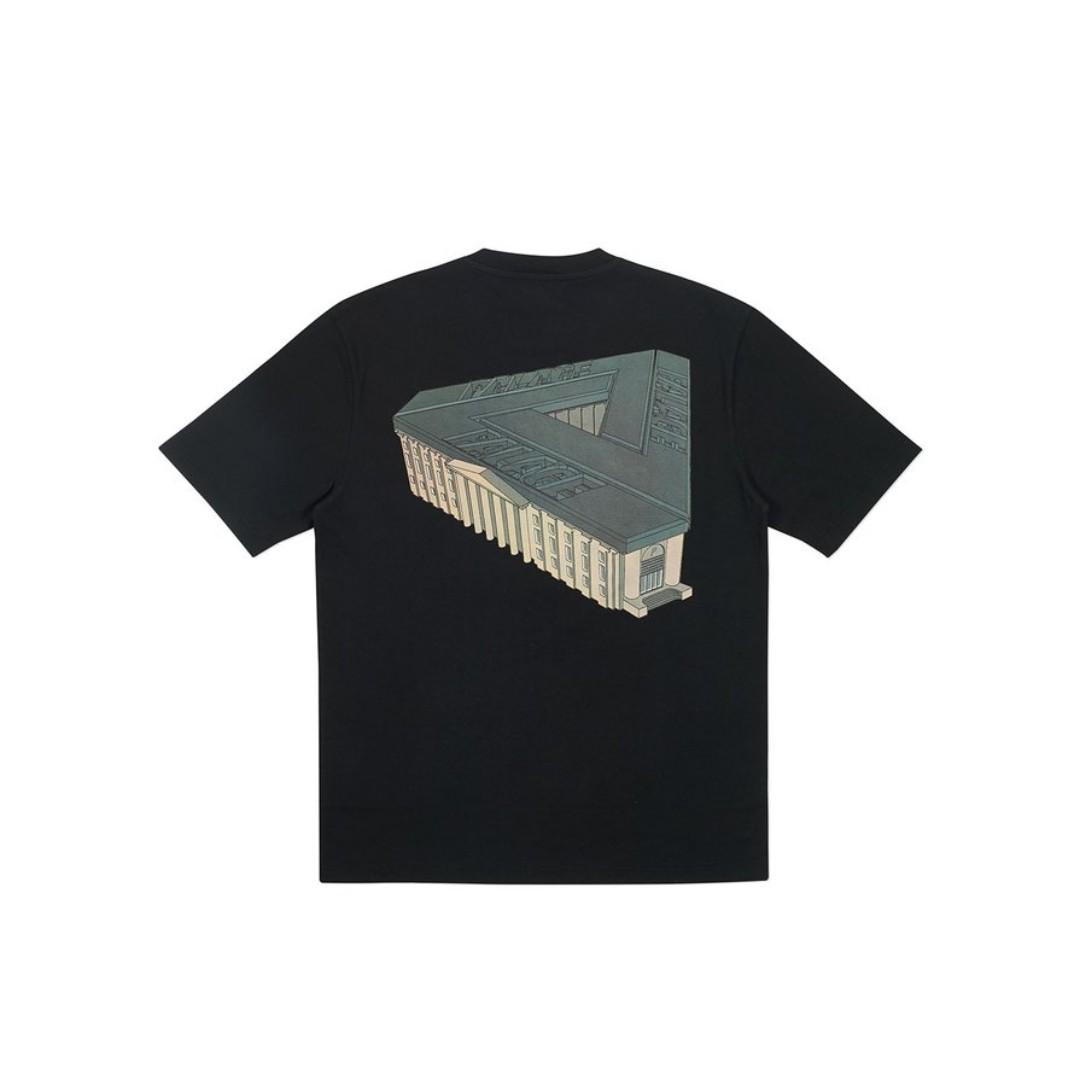d7420134b6e8 Palace Palazzo T-Shirt SS18 (Black)