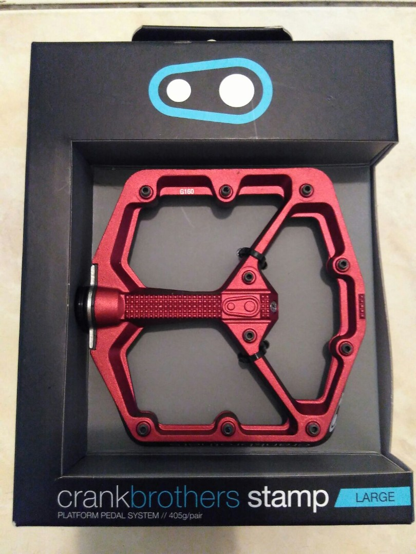 Crankbrothers Stamp Pedals