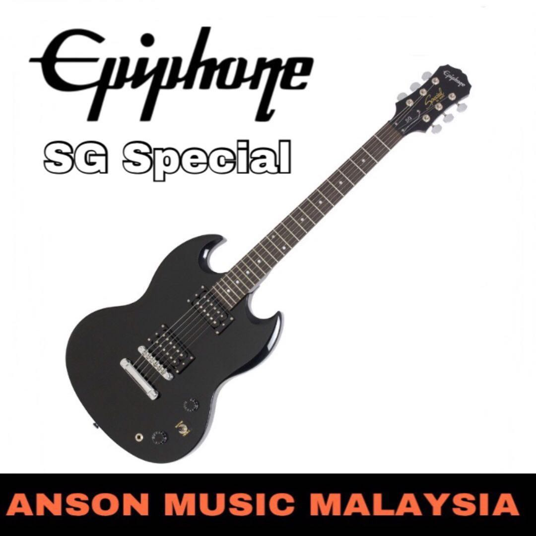 Epiphone Sg Special Electric Guitar W Killpot Ebonyeb Muzik Jackson Js22 7 Wire Diagram Media Alat Di Carousell