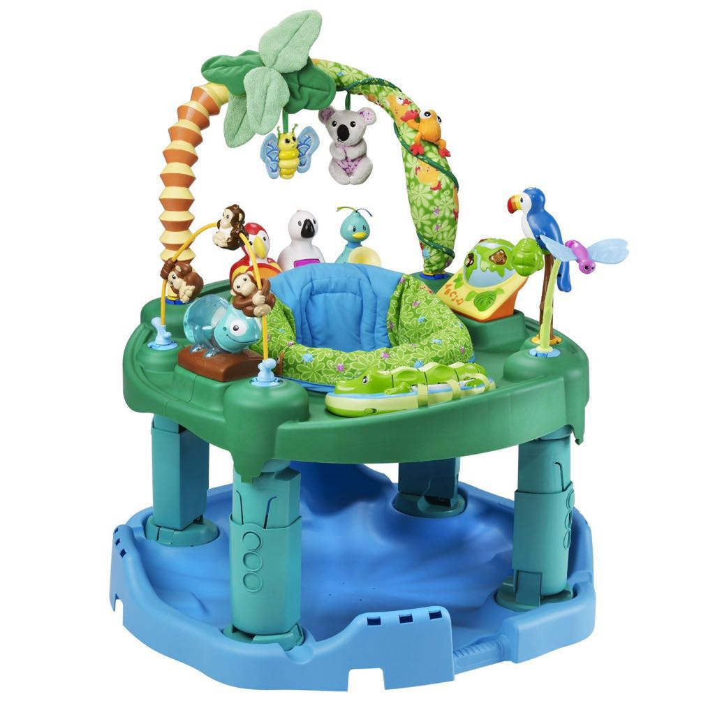57c522b20 Evenflo Exersaucer Triple Fun - Life In The Amazon