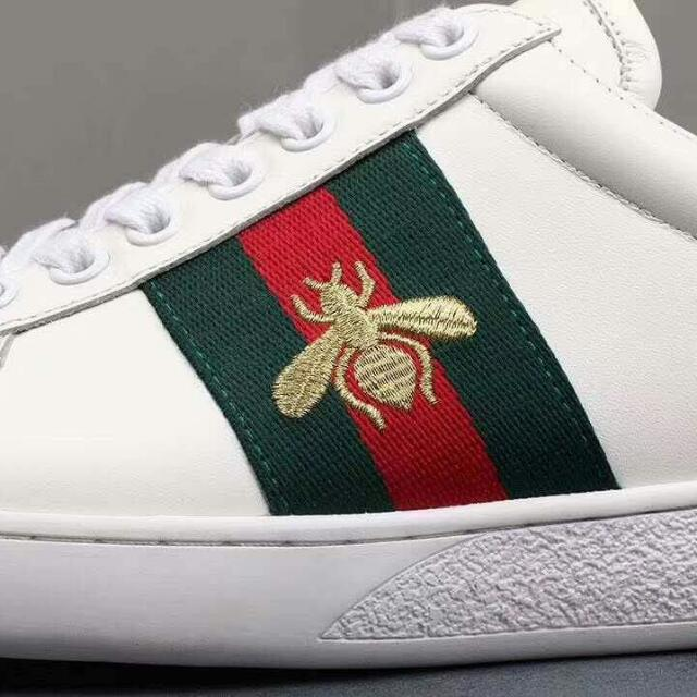 19d2d83d4 GUCCI Ace Embroidered Low-Top Sneaker, Women's Fashion, Shoes on ...
