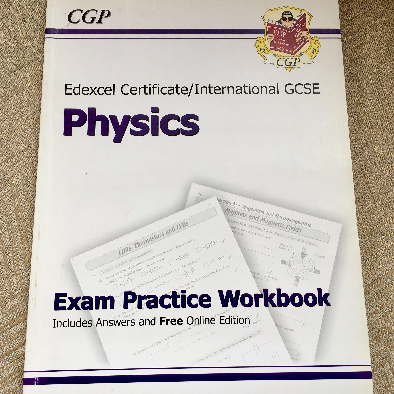 IGCSE Physics: Exam Practice Workbook