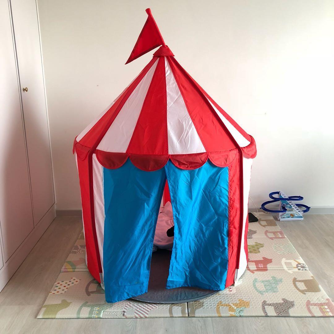 sports shoes ed2de 089db Ikea Castle Play Tent (CIRKUSTÄLT Children's Tent), Babies ...