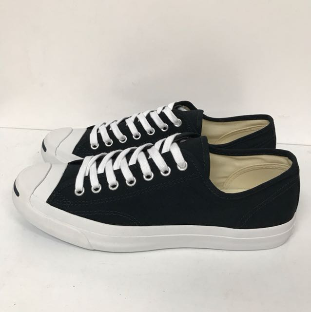 3b0f70c799d JACK PURCELL CONVERSE CP OX BLACK WHITE