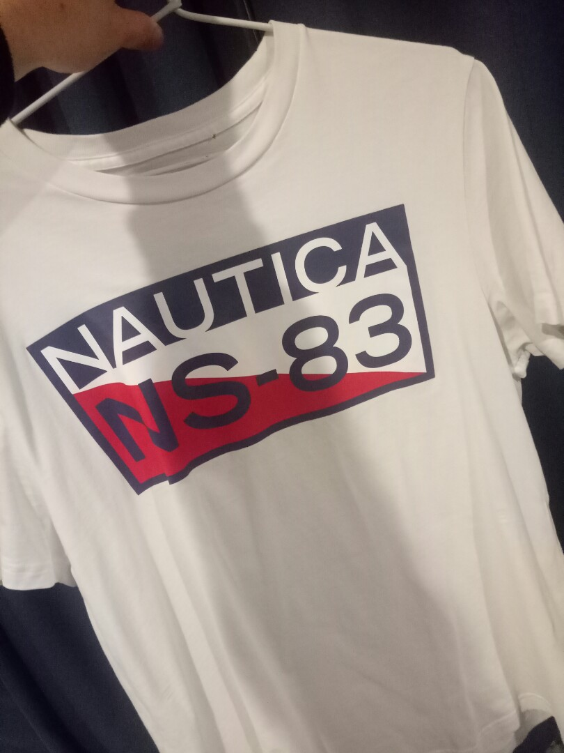 Lil Yachty Collection Nautica T Shirt White