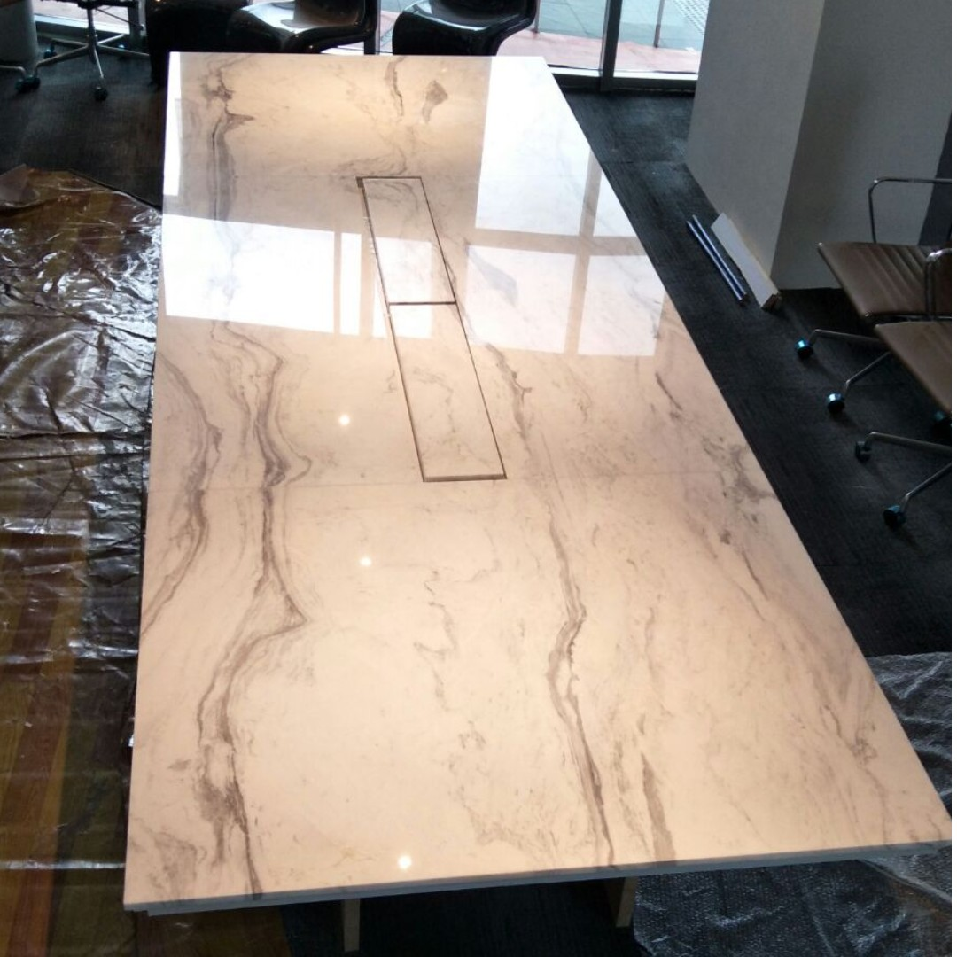 Marble for Dining Table/Kitchen Top, Furniture & Home Living ...
