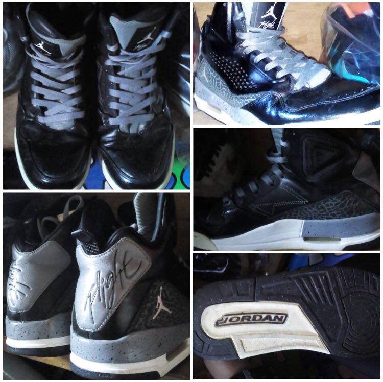 finest selection 303cf e9be0 Nike Air Jordan Flight, Men s Fashion, Footwear, Sneakers on Carousell