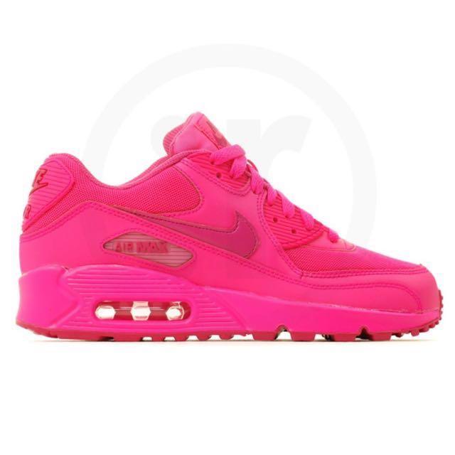 65de0d56c4 Nike Air Max 90 2007 Hyper Pink - Vivid Pink, Sports, Sports Apparel ...