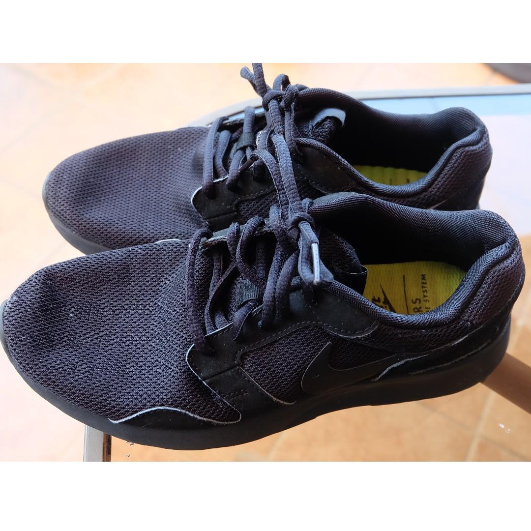 Nike Kaishi Run All Black b460fcc8158f