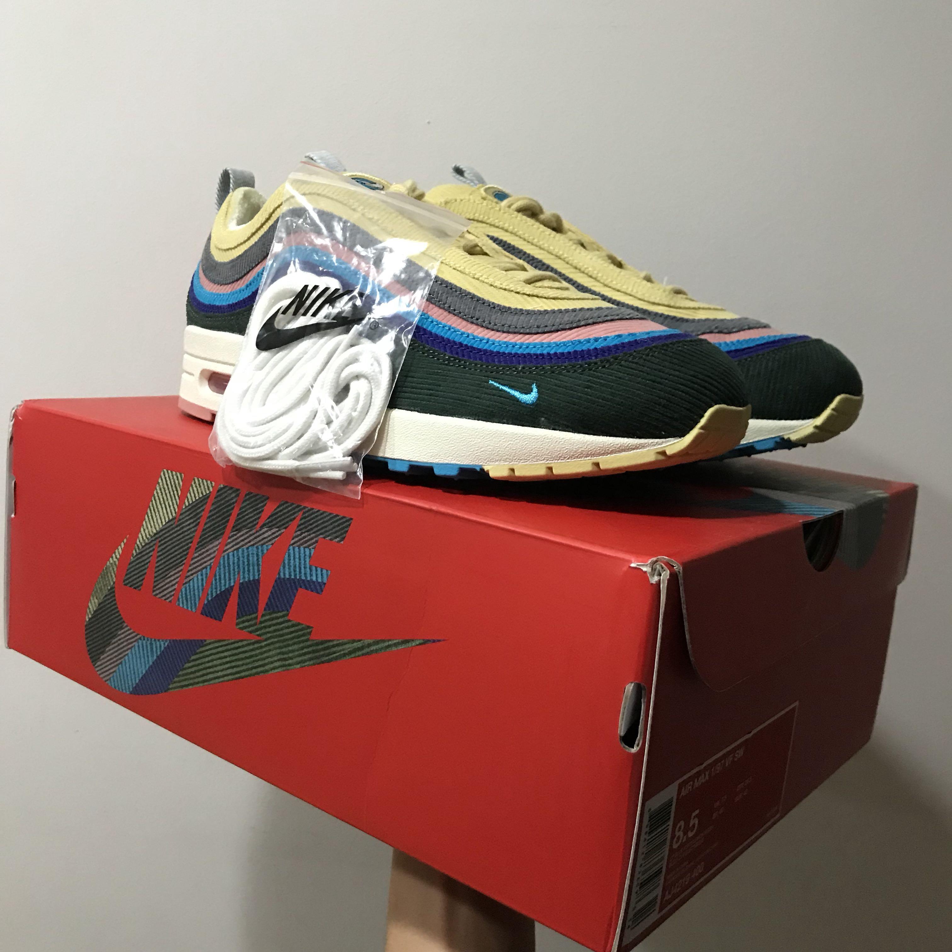 b197944f225 Nike Sean Wotherspoon Air Max 97 1 US8.5