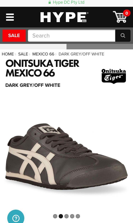 san francisco 49f48 bcb08 Onitsuka Tiger Mexico 66