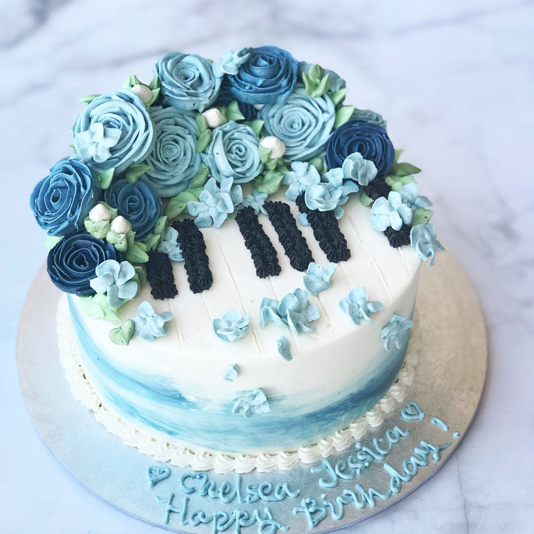 Piano Cake Kids 21st Birthday Parties Food Drinks Baked
