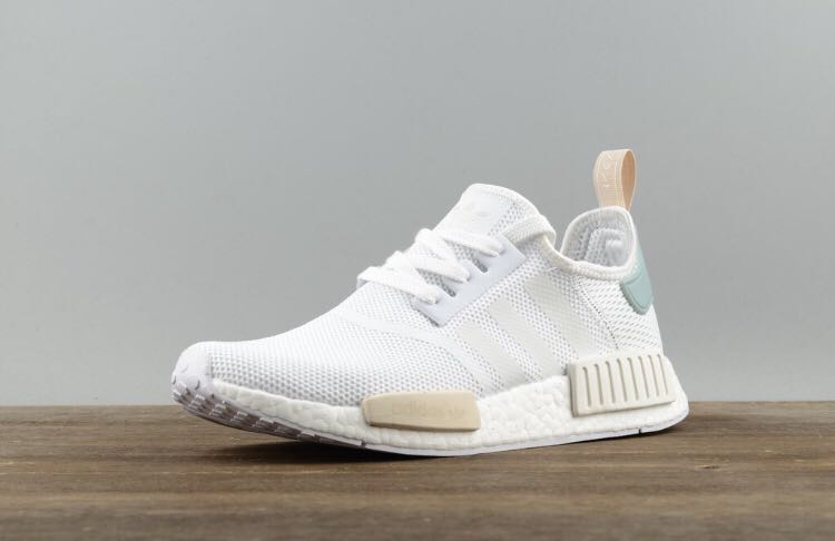separation shoes 7787a 86815 (PO) Adidas NMD R1 Triple White