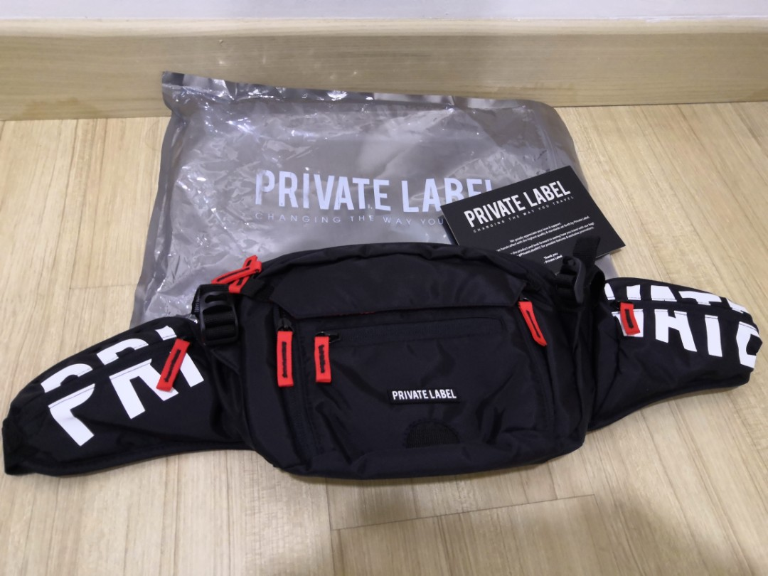 It is a picture of Gratifying Private Label Waist Bag