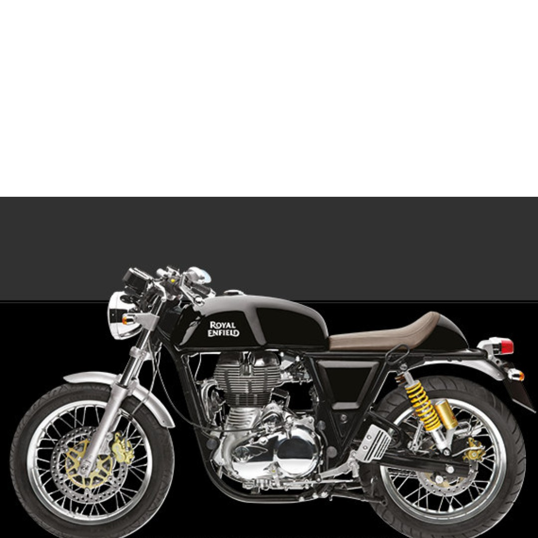 Royal Enfield Cafe Racer 535cc, Motorbikes, Motorbikes for