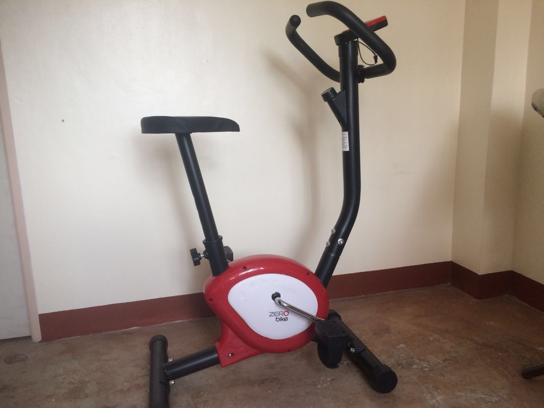 Stationary Exercise Bike Wedo Zero Bicycle Sports Other Sports