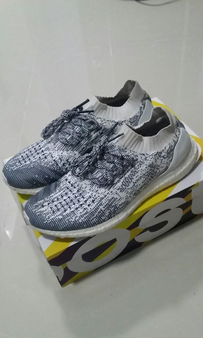 quality design b6b39 3cc59 STEAL Adidas Ultra Boost Uncaged Oreo us10, Men s Fashion, Footwear ...