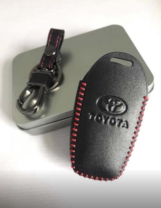 Toyota Key Fob Case, Car Accessories, Accessories on Carousell
