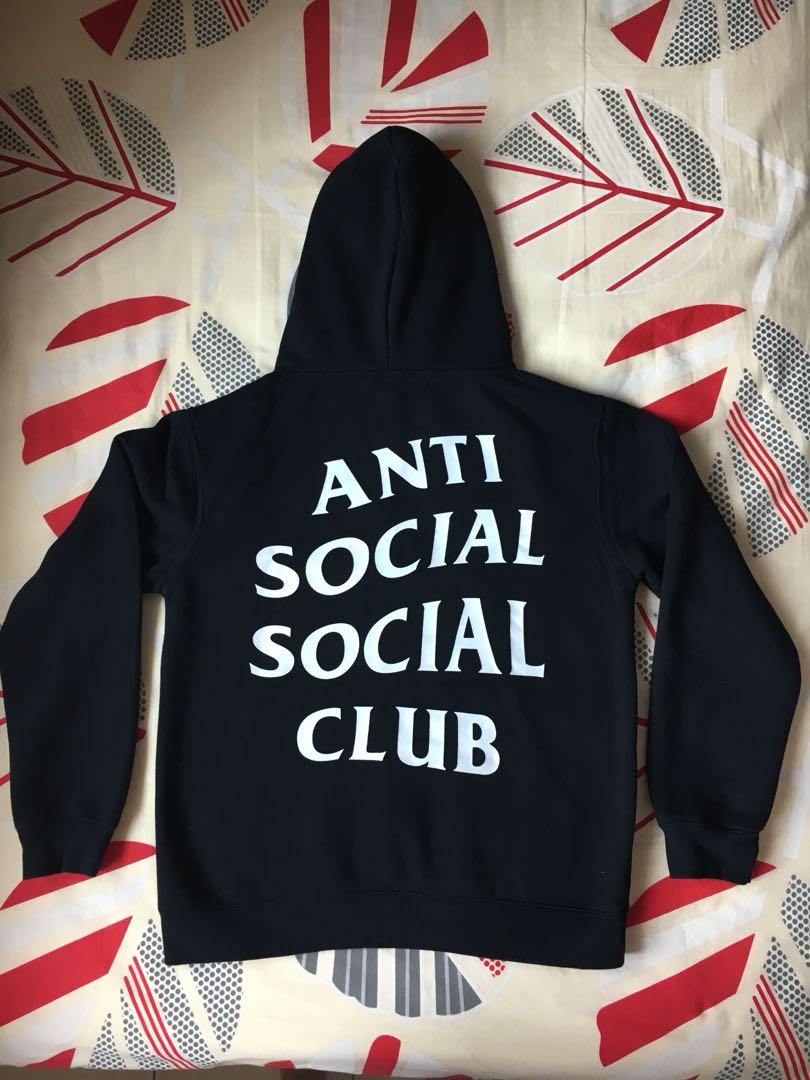 b709f7df5a9a UA Anti Social Club Hoodie ASSC Hoodie