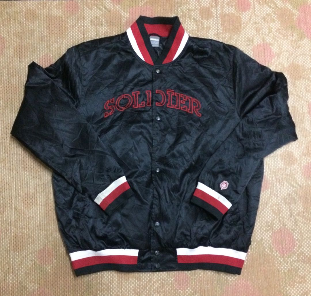 d2f33d0e9 Varsity Jacket Nike SOLDIER JAMES LEBRON, Men's Fashion, Clothes, Outerwear  on Carousell