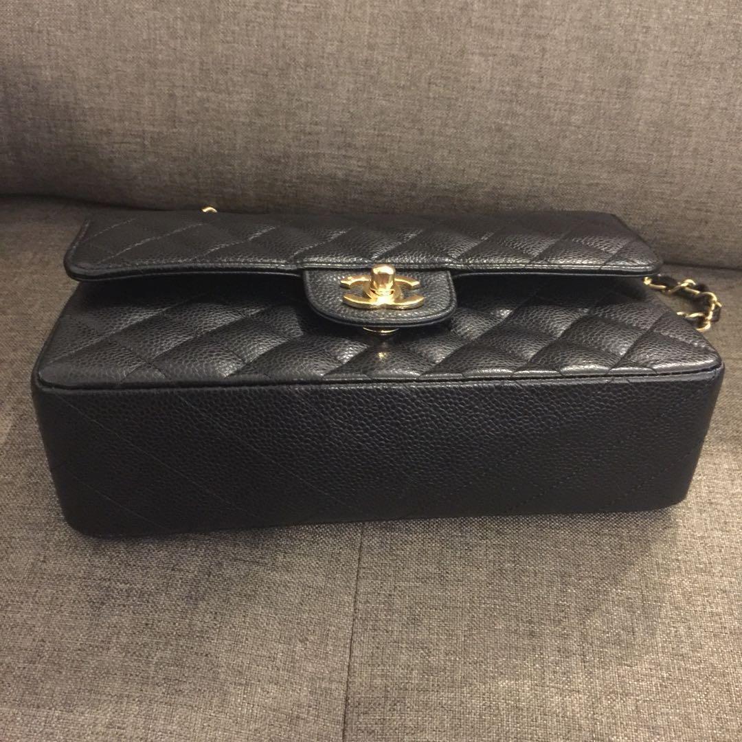 8e852e77ea Vintage Chanel Classic Flap (small) 24k gold plated
