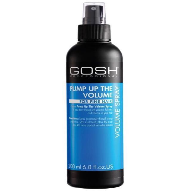 Volumizing Hair Spray Gosh Professional Pump Up Your Volume Spray Volumateur Denmark Health Beauty Hair Care On Carousell