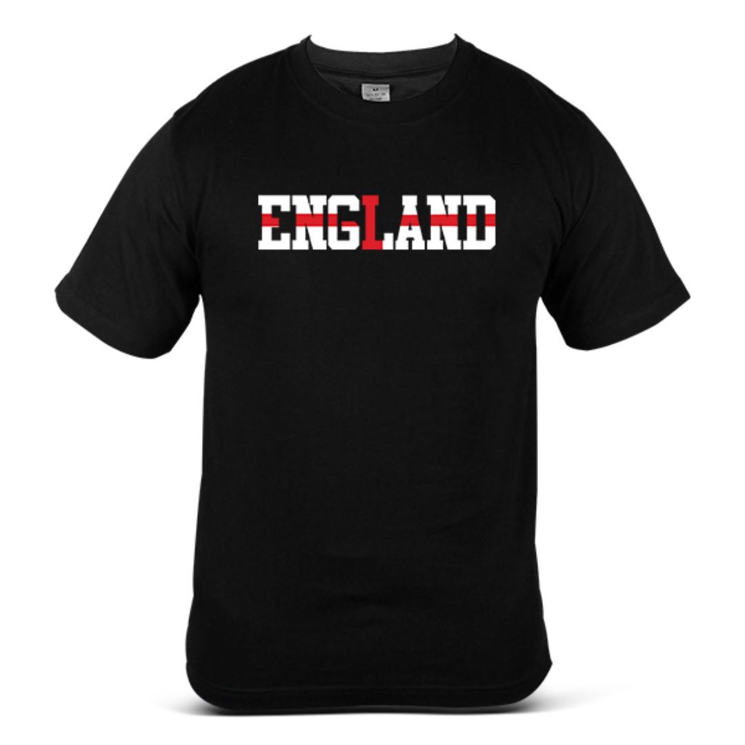 World cup 2018 England Football Top Jessy Mens Tee T-Shirt 9f4dfe6e80