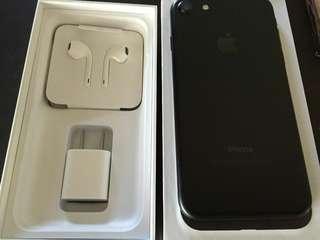 Iphone 7 128Gb JetBlack kredit cepat mantap