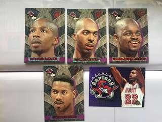NBA球星咭 toronto raptors