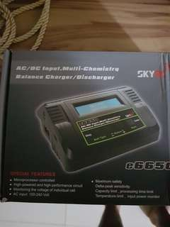 Balance charger for lithium batteries
