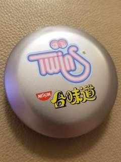 Twins CD x 合味道 鏡盒紀念品