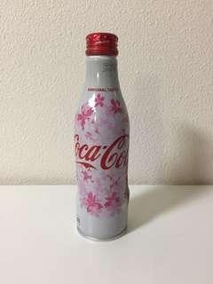 2017 日本 櫻花版 可口可樂 Coca Cola