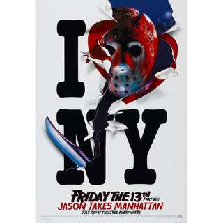 Friday the 13th posters