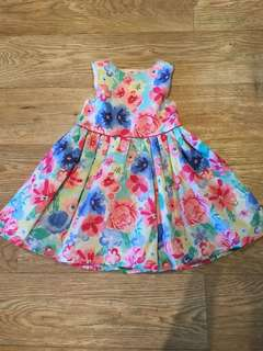 Primark girls dress (size 12-18m & 24-36m)
