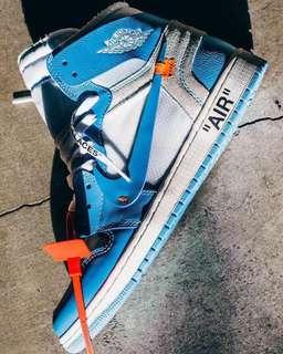 Off White x Nike AJ1
