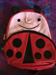 Lady Bug small backpack