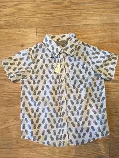 Primark boys shirt (size 12-18m)