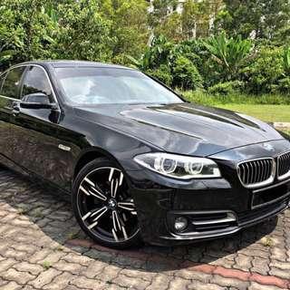 BMW F10 FACELIFT SAMBUNG BAYAR