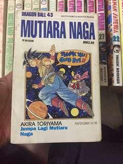 Komik Mutiara Naga No 43