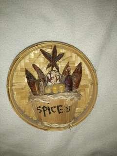 Fridge Magnet Spices