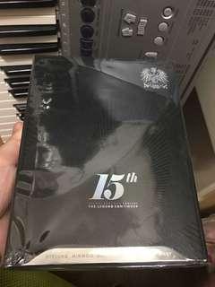 shinhwa 神話15周年正版dvd