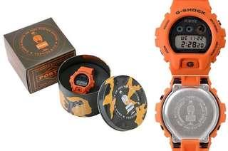 G-shock x Porter DW6900