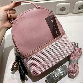 Charles & keith ransel original