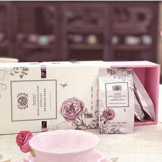 Brown Sugar Rose Tea