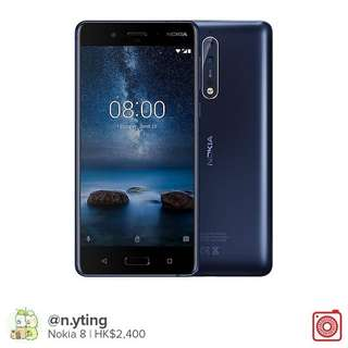 二手手機Nokia 8