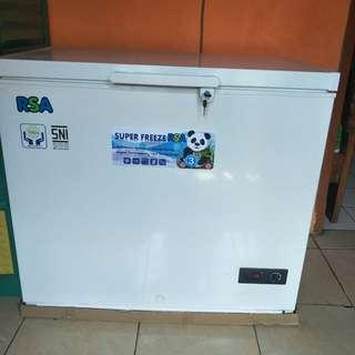 Freezer rsa 220lt