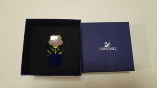 Swarovski 水晶擺設 Crystal Moment series Happy Flowers (Medium 9cm 高, discontinued in 2008)