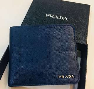 Prada Wallet (Authentic )